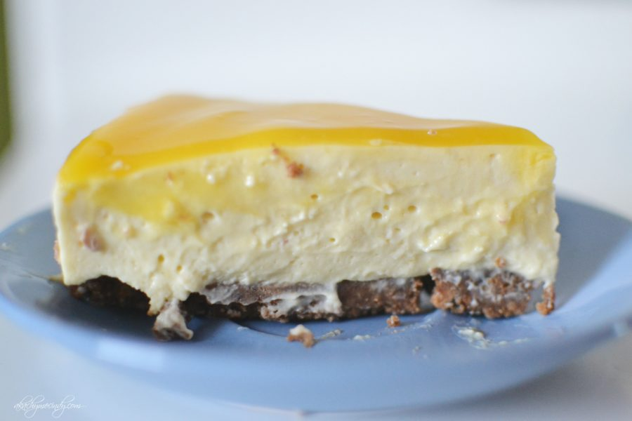 Cold Cheese Cake Receipe