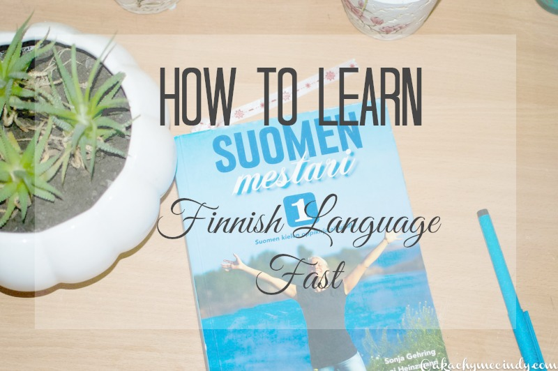ABOUT THIS COURSE – A TASTE OF FINNISH