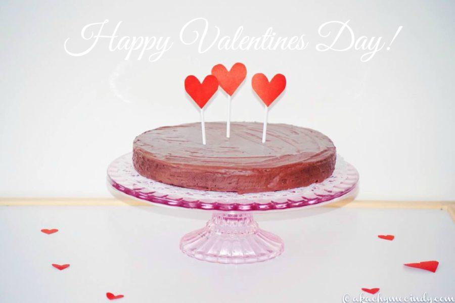 valentinesdaycake