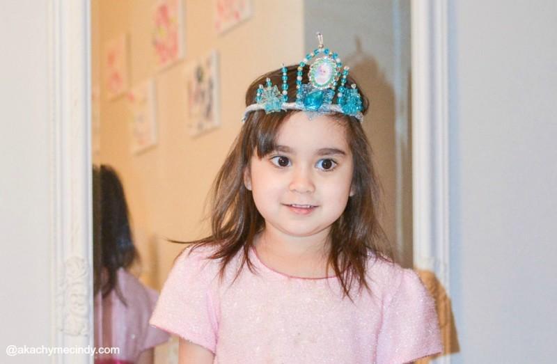 Mommy, I'm A Princess!
